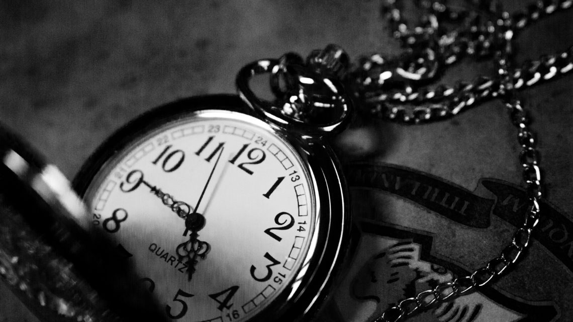 a pocketwatch